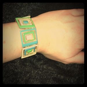 Vintage Mod Bracelet